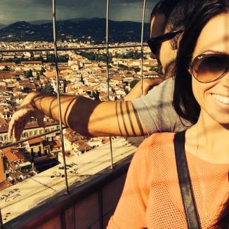 In the El Duomo tower