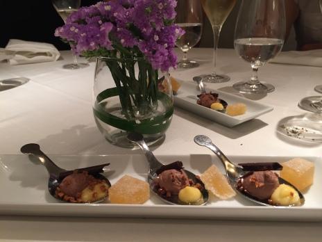 Windsor Restaurant Dessert