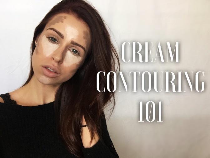 Cream Contouring 101 | Rutele